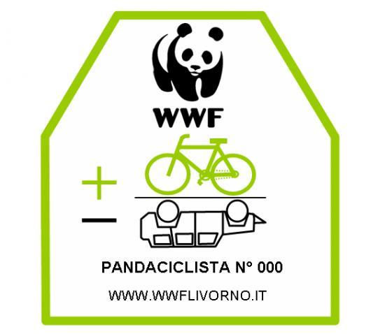 Targa dei Pandaciclisti