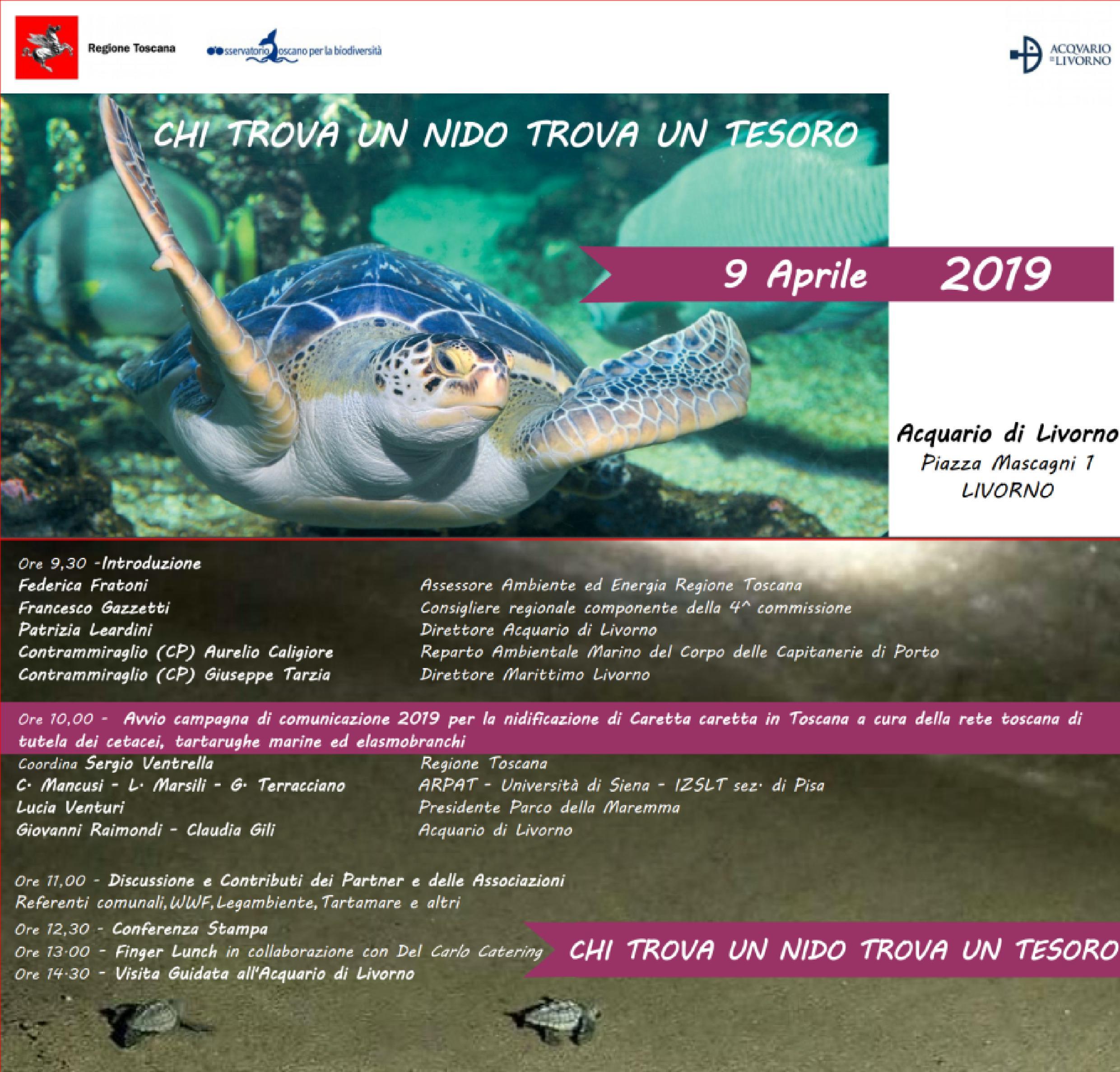 OTB Acquario 9 Apr 2019